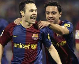 Balón de oro para Iniesta  o Xavi