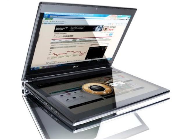 Iconia: híbrido entre tablet y portátil