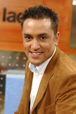 Kiko Hernández se presenta a Eurovisión