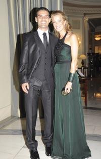Jaydy Mitchell se casa con Rafa Márquez