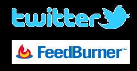 post blog poner Twitter Feedburner Socialize
