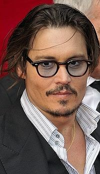 Johnny Depp biografía y vida guapo