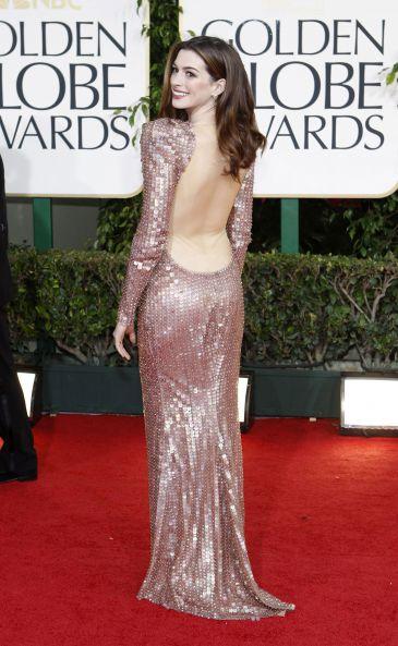 La nueva Catwoman: Anne Hathaway