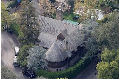 Natalie Portman y su humilde casa