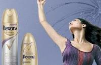 Rexona Hair Minimising