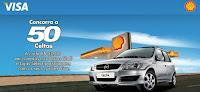 Promoção Visa Shell - 50 Celtas