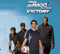 Desafio Campeões - Gillette