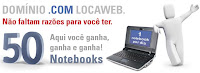 Locaweb - 50 Notebooks