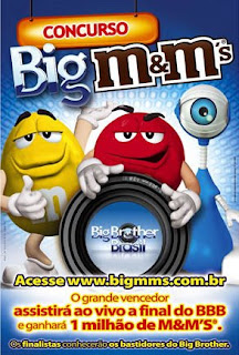 Big M&M's Big Brother BBB9