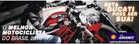 Melhor motociclista 2010