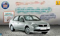 Promoção Renault Portas Abertas 2009