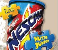 Nescau Nutri Junior
