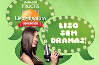 Garnier Fructis - Liso sem dramas