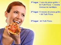 Dia da Pizza - 1 ano de pizza grátis pra quem é de Sampa