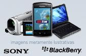Sony e Blackberry