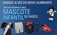 Mascote Vasco Almirante