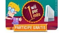 Casas Bahia - Dia das Crianças - Concorra Wii