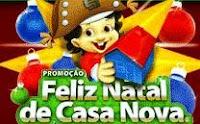 Promoção <br />Feliz Natal de Casa Nova