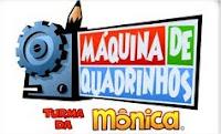 Máquina de Quadrinhos Turma da Mônica