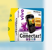 Carteira Isic Blackberry 8520