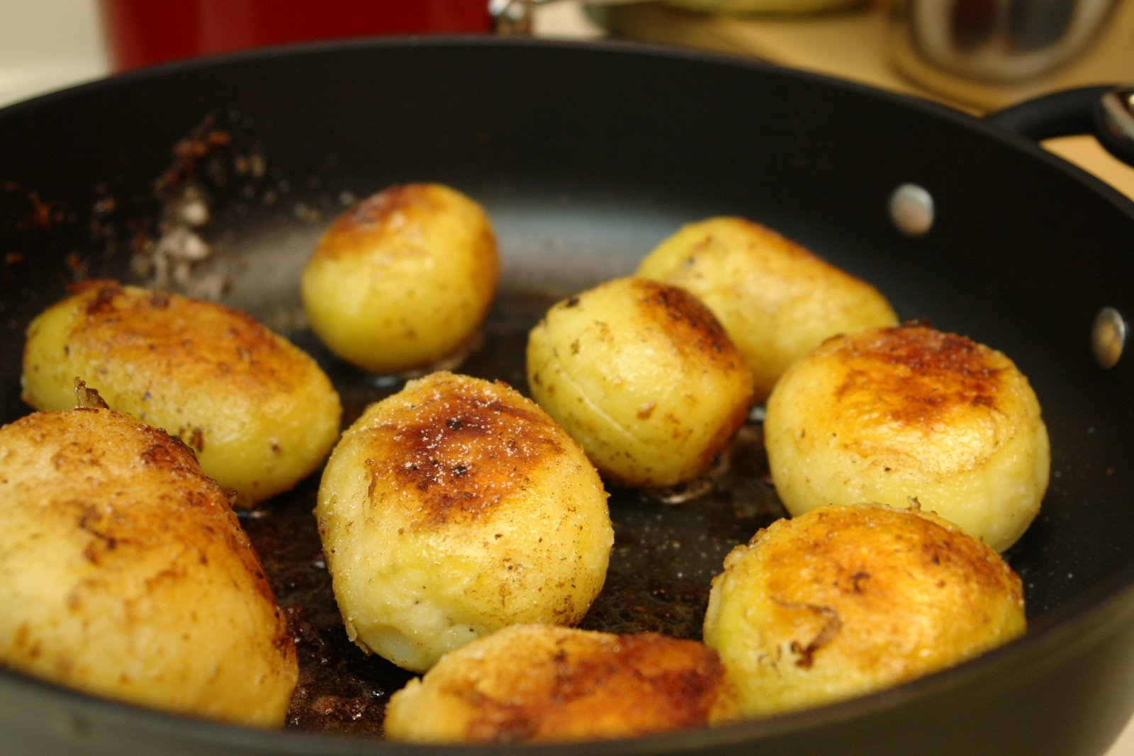 Блюда из отварной картошки рецепты