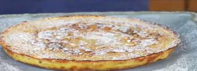 postre tarta de almendras