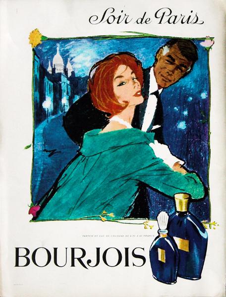 i wear plain clothes and i love it bourjois soir de paris. Black Bedroom Furniture Sets. Home Design Ideas