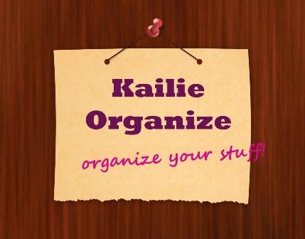 Kailie - The Organizer Shop!