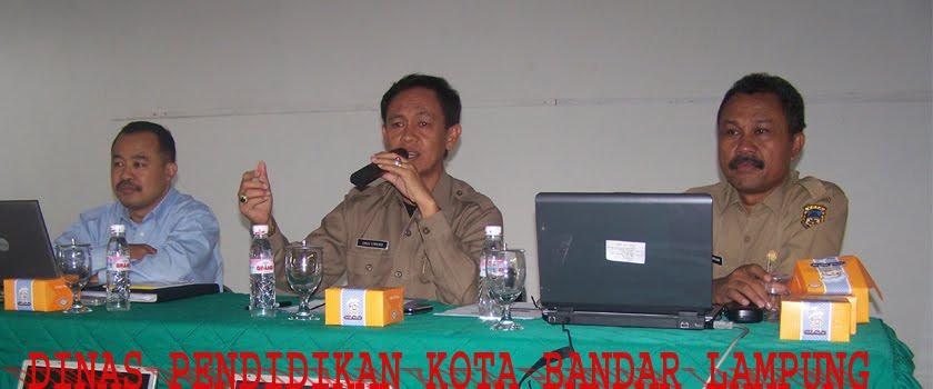 Dinas Pendidikan Kota Bandar Lampung