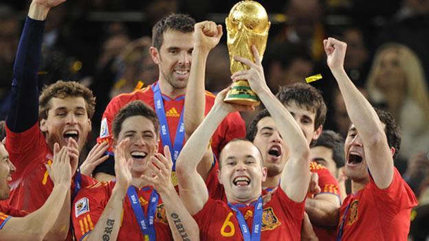 Mundial selecciones 2010