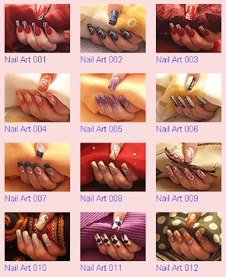 disenos de unas. Diseños para decorado de uñas