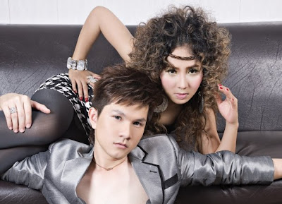 chhaiy lidalane and alex chantra khmr stars with photos style