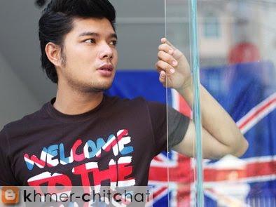 chea vannarith khmer male star
