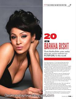 Barkha Bhist