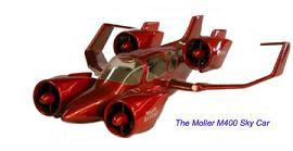 Paul Moller M400 Skycar