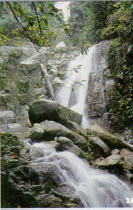 Chat Warin Waterfall