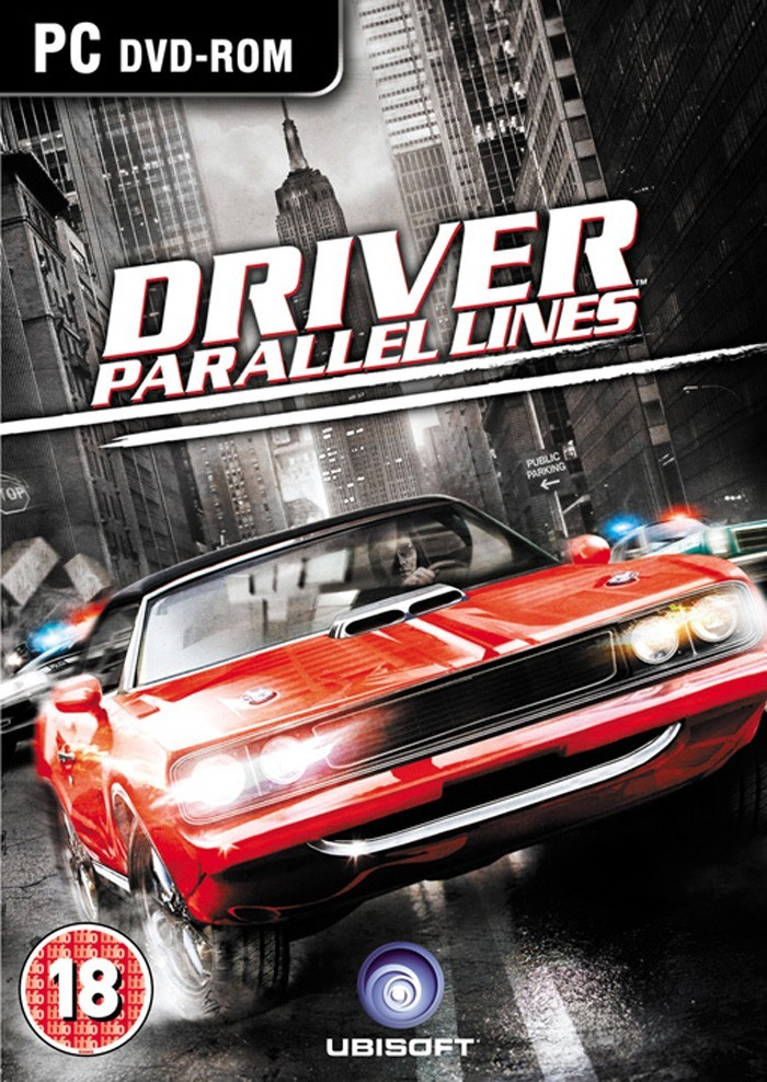 driver parallel lines also known as driver 4 is the fourth video game