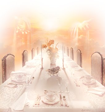 My Heaven-777: The Marriage Supper Of The Lamb