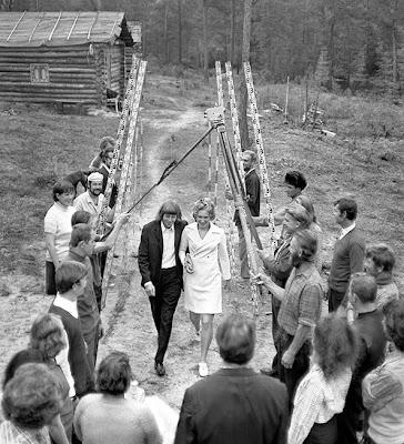 Свадьба на БАМе