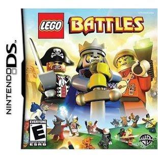 Обложка Lego Battles для Nintendo DS
