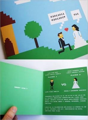 странное свадебное приглашение