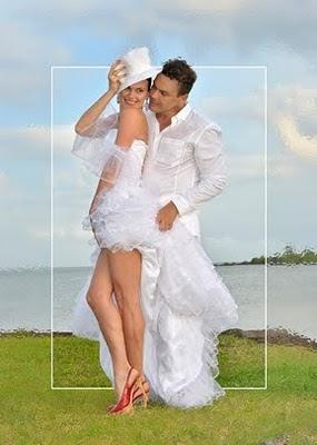 маврикий свадебные фотографии