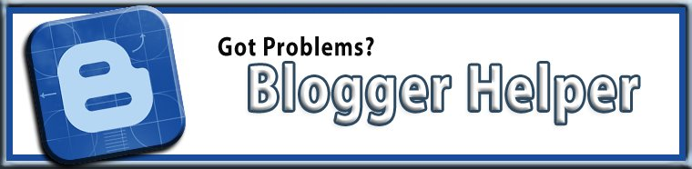Blogger Problems