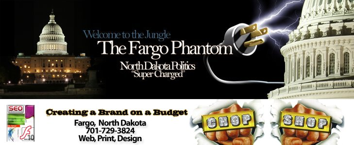 North Dakota Politics Friends...... of the Fargo Phantom