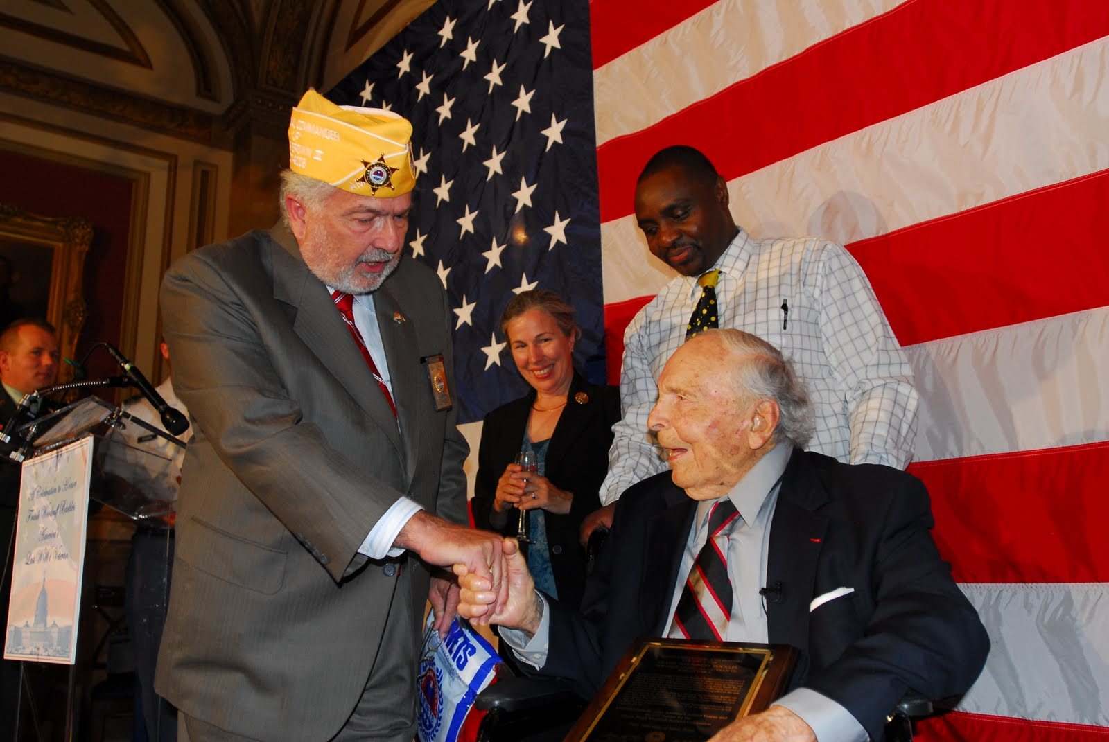 America loses last WWI veteran Frank Buckles: The death of an elderly man is like a burning library