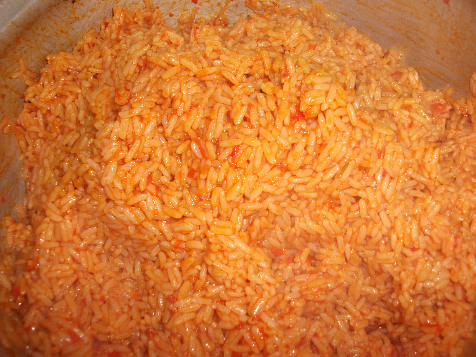 how to make jollof rice without chicken stock