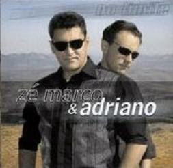 Ze Marco e Adriano - No Limite - (Voz e Playback) 2007