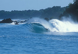 Download this Panaitan Surfing Surf... picture
