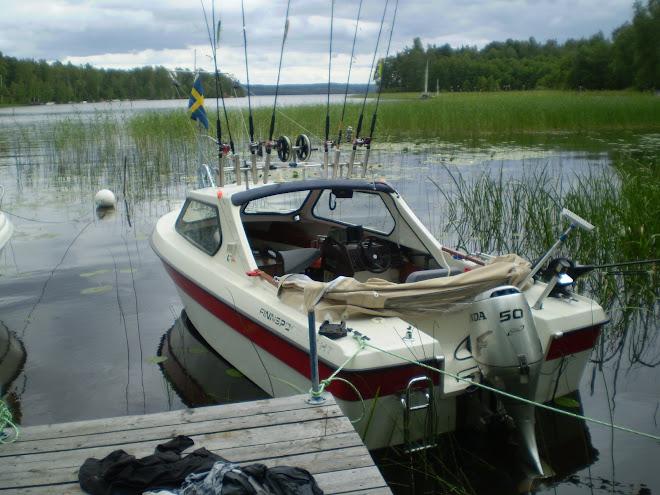 Team saras båt