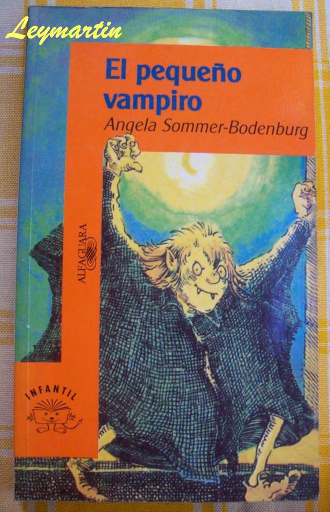 1004437 El Pequeño Vampiro   Angela Sommer